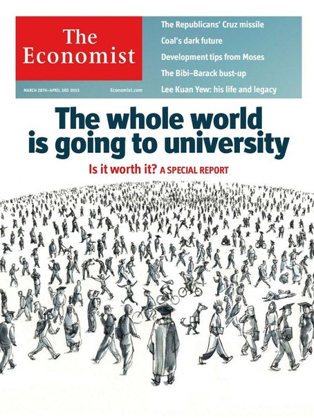 Download The Economist - 28TH March - 3RD April 2015 vk