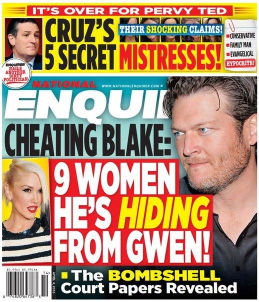 Download National Enquirer - April 4, 2016