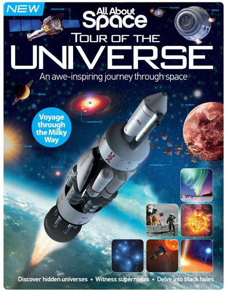Download All About Space Tour of the Universe 5th Edition-P2P