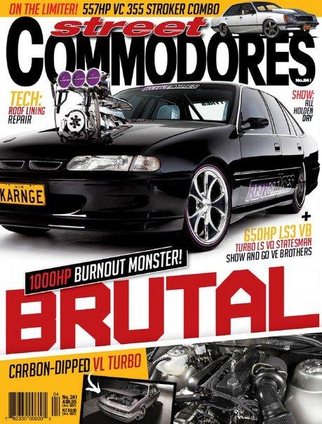 Street Commodores 241 – 2015 AU