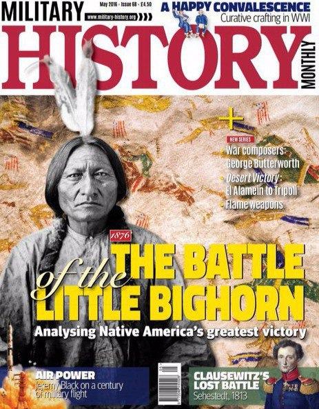 Military History Monthly – May 2016