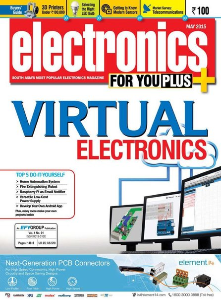 Download Electronics For You Plus - May 2015 IN