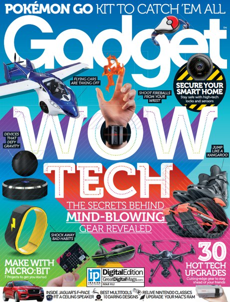 Download Gadget – Issue 12 2016