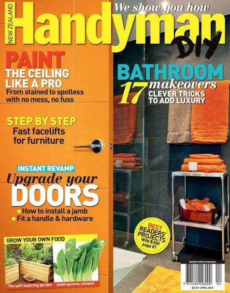 Download Handyman - April 2015 NZ