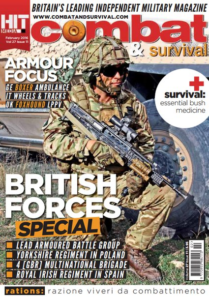 Download Combat & Survival - February 2016