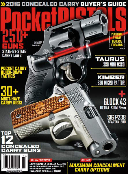 Download Pocket Pistols - Annual 2016