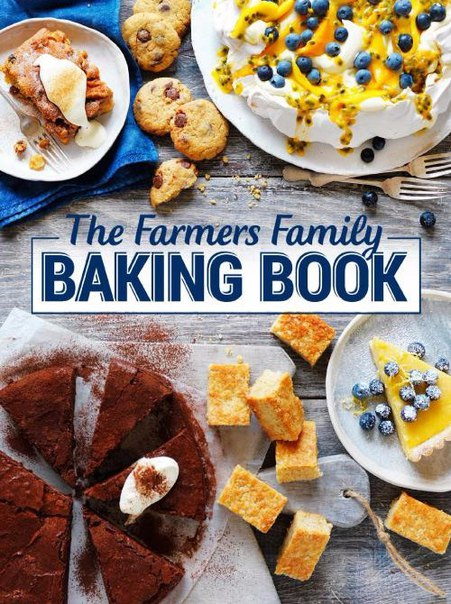 Download Devondale Farmers Family Baking Cookbook