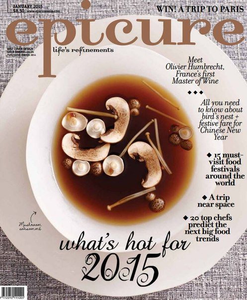 Download epicure - January 2015 SG