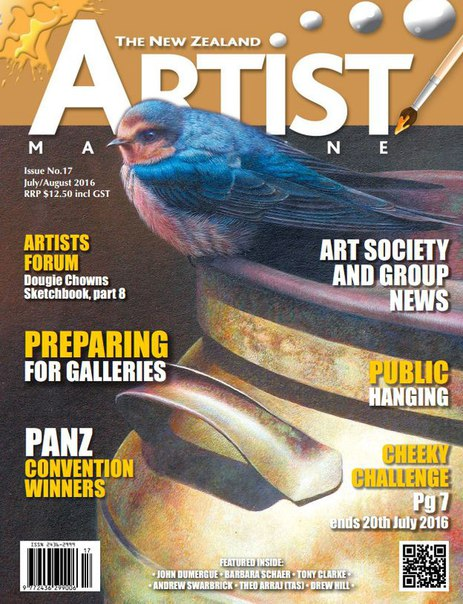 Download The New Zealand Artist - July-August 2016
