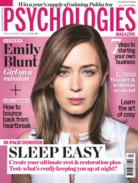 Download Psychologies UK - November 2016