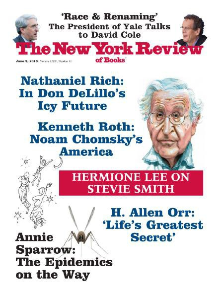 Download The New York Review of Books - 9 June 2016