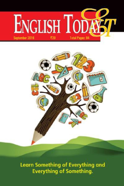 Download English Today – September 2016