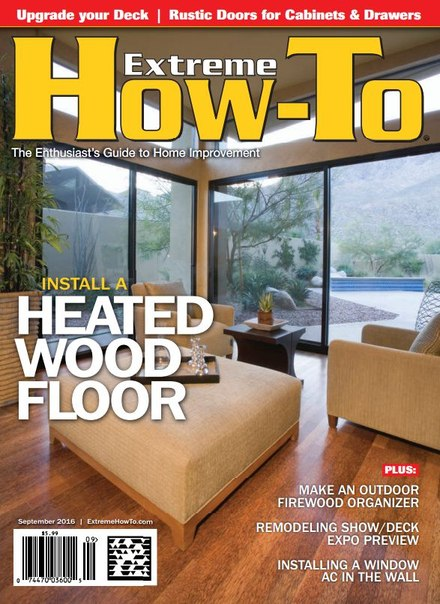Download Extreme How-To - September 2016