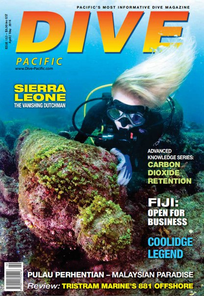 Download Dive Pacific - May 2016