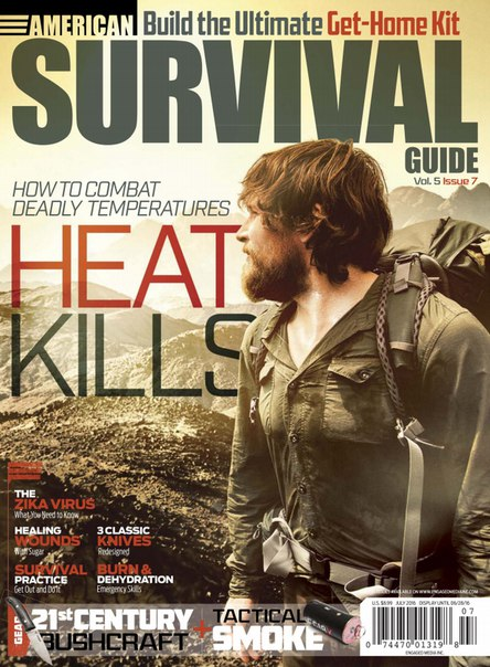Download American Survival Guide - July 2016