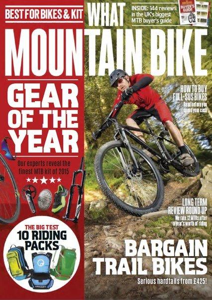 Download What Mountain Bike - January 2016