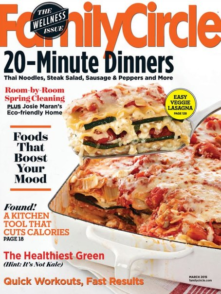 Download Family Circle - March 2015