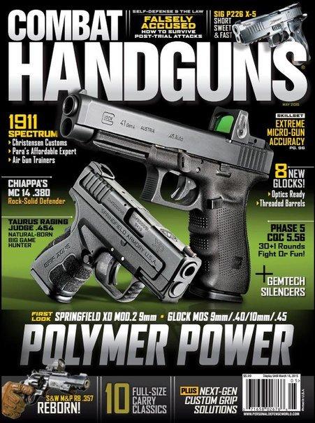 Download Combat Handguns - May 2015