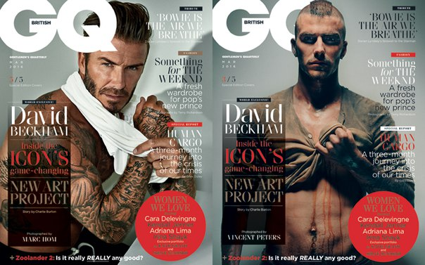 Download GQ - March 2016