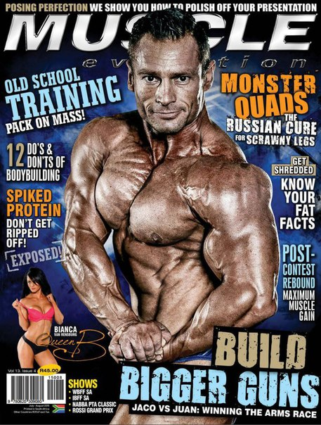Download Muscle Evolution - August 2015 ZA