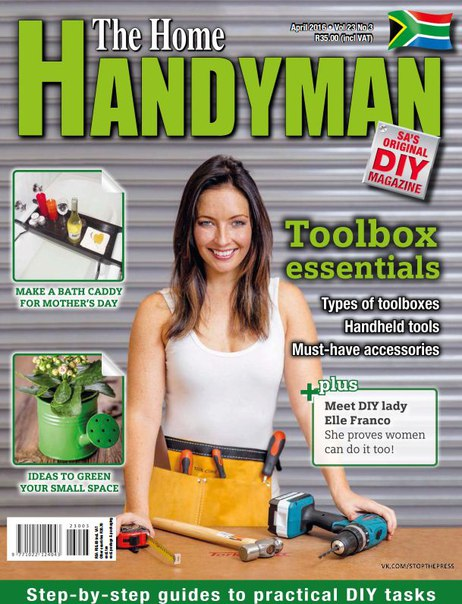 Download The Home Handyman - April 2016
