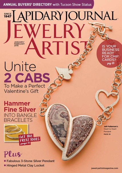 Download Lapidary Journal Jewelry Artist - February 2016
