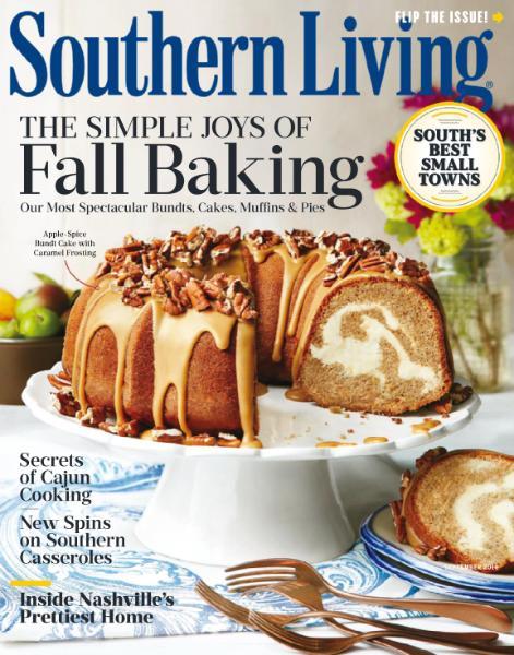 Download Southern Living - September 2016