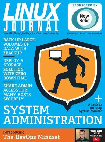 Download Linux Journal - November 2014