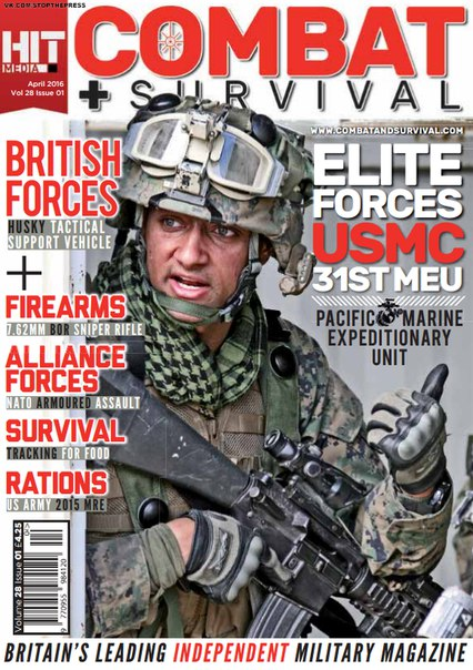 Download Combat & Survival - April 2016