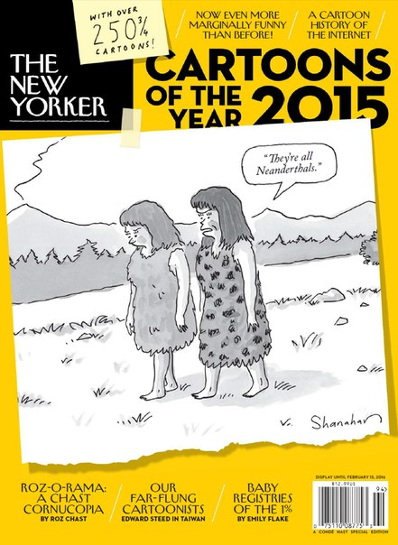 Download The New Yorker - Cartoons of the Year 2015