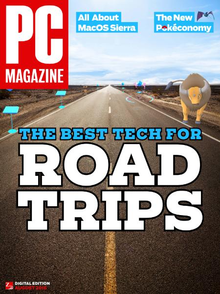 Download PC Magazine - August 2016