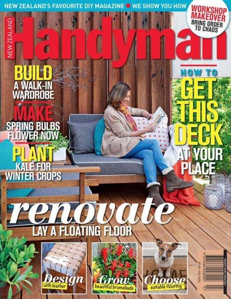 Download Handyman - July 2015 NZ