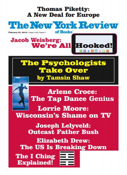 Download The New York Review of Books - February 25, 2016
