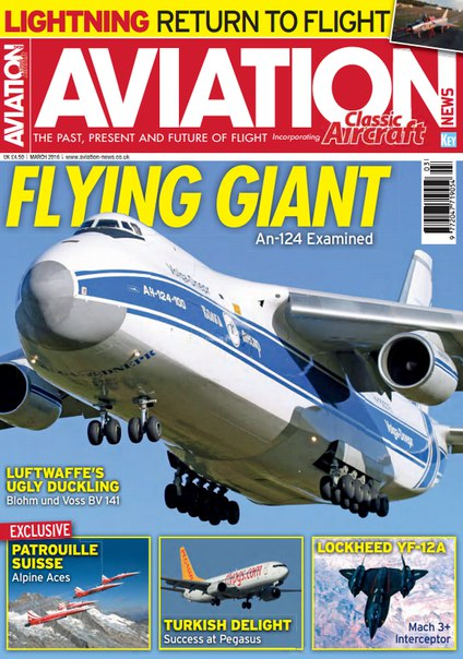 Download Aviation News - March 2016