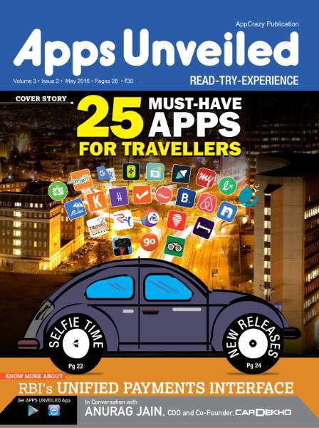 Download Apps Unveiled - May 2016