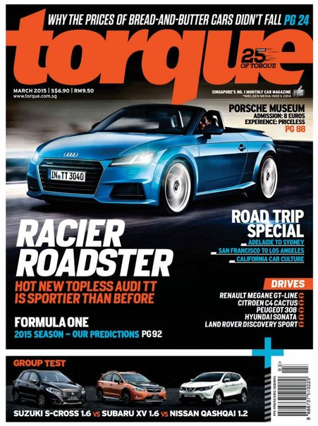 Download Torque - March 2015 SG