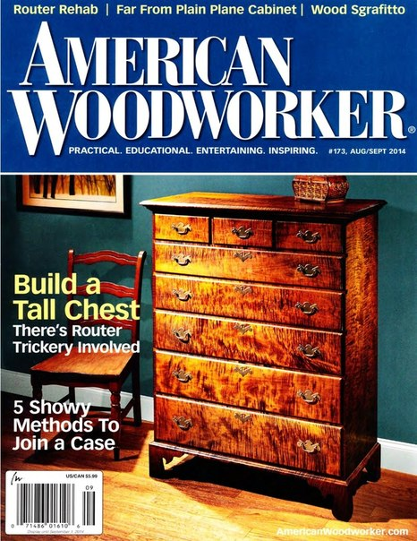 Download American Woodworker 2014-09