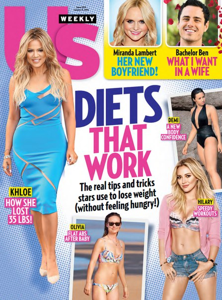 Download Us Weekly - January 11, 2016