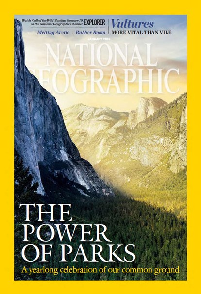 Download National Geographic - January 2016