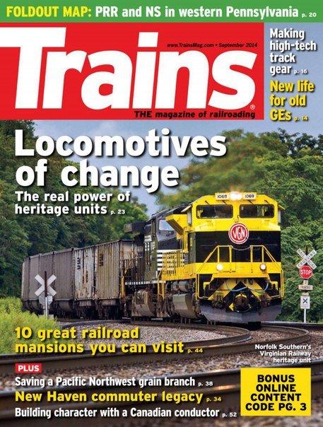 Download Trains - 2014-09 (Vol 74 No 9)