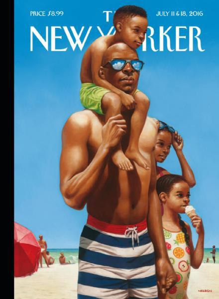 Download The New Yorker - July 11 2016