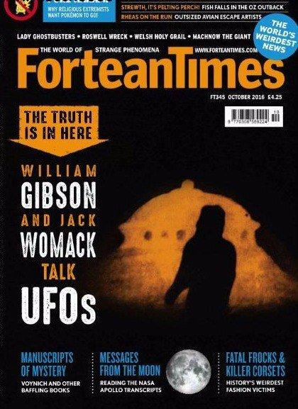 Download Fortean Times - October 2016