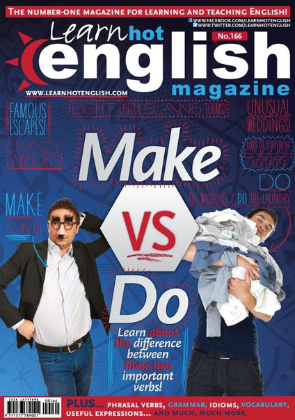 Download Learn Hot English - March 2016