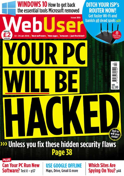 Download PC Pro - March 2016