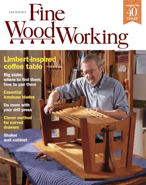 Download Fine Woodworking - February 2016