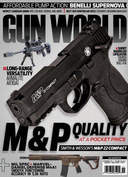 Download Gun World - November 2014