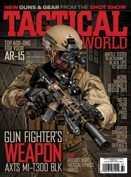 Download Tactical World - Spring 2016