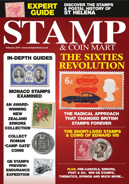 Download Stamp & Coin Mart - February 2016