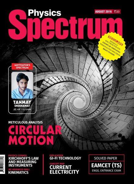 Download Spectrum Physics - August 2016