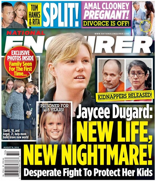 Download National Enquirer - August 8, 2016